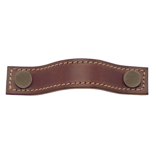 Turnstyle Designs Leather Button Stitched Strap