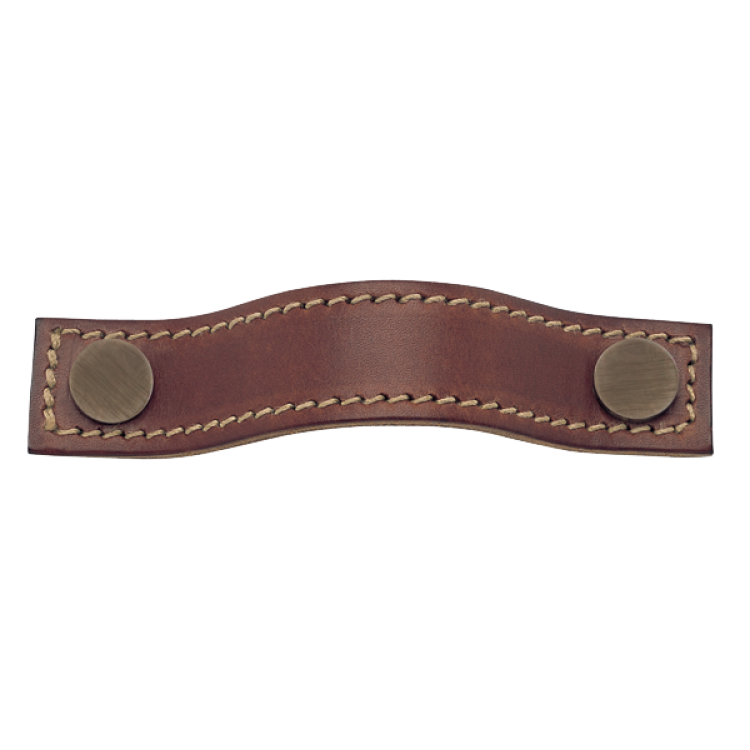 Turnstyle Leather Strap Cabinet Handle Buy Online