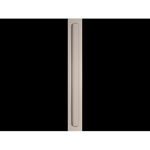 Turnstyle Designs S1920 Plain Thin Flush Pull