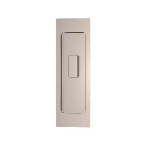 Turnstyle Designs S1955 Flush Pull with Thumb Turn