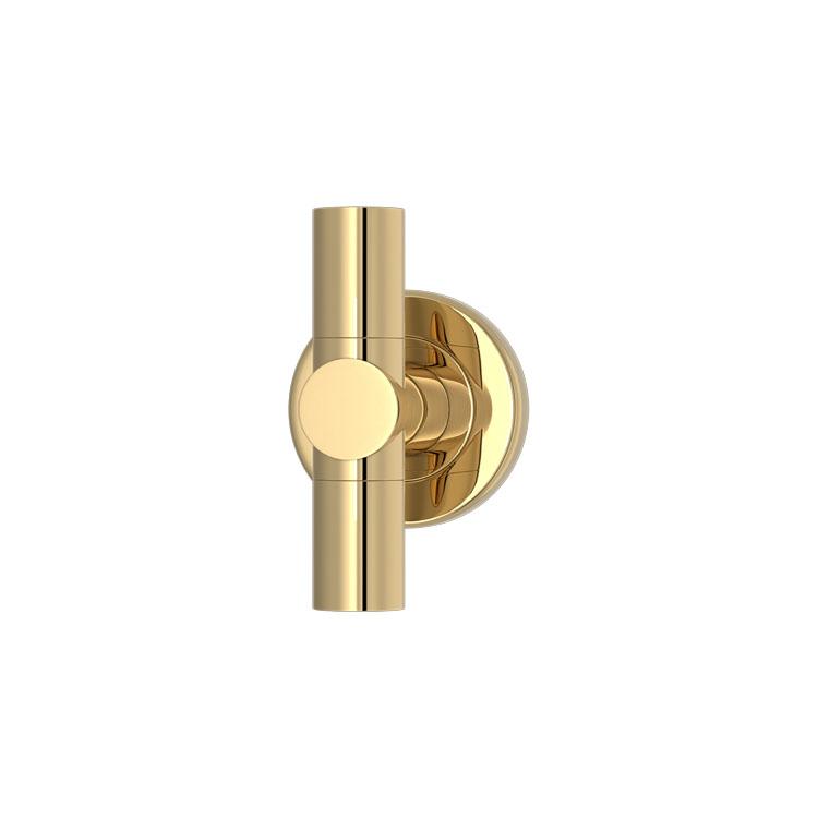 Turnstyle Designs Barrel Solid S2017 T Bar Handles Satin