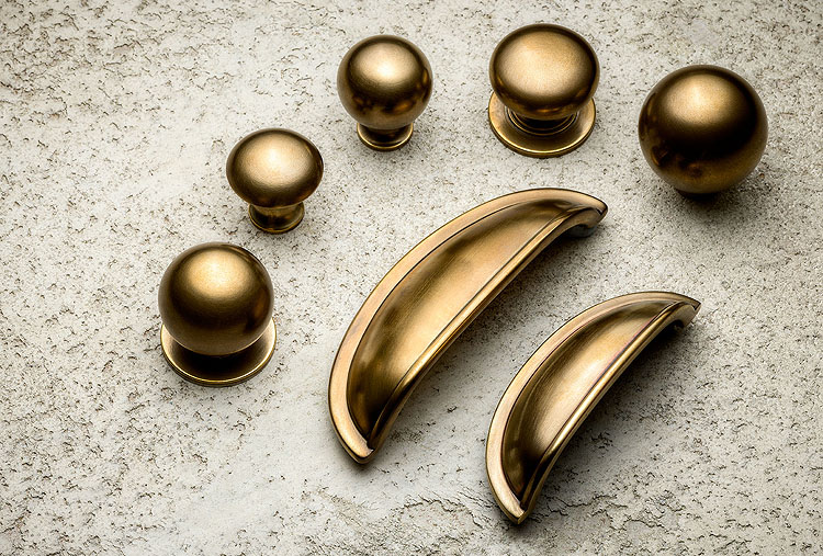 New Kitchen Handles and Cabinet Hardware by Henry Blake Hardware