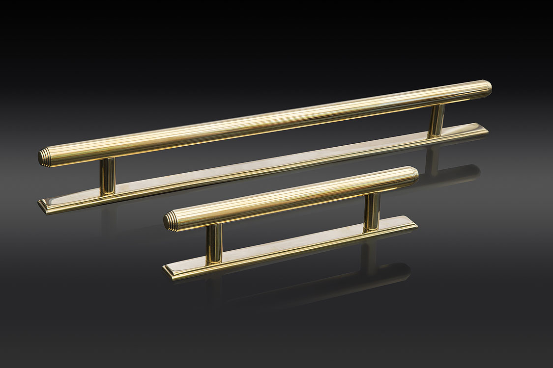 New Cabinet Handles with Stepped Detail Coming Soon...